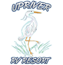 Upriver Resort logo